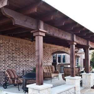 Patio Decoration Outdoor Pool Frisco