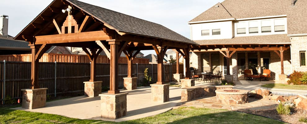 Decorate Entrance With Patio Covers Near By McKinney