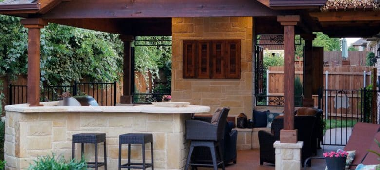 Outdoor Living Kitchen Frisco
