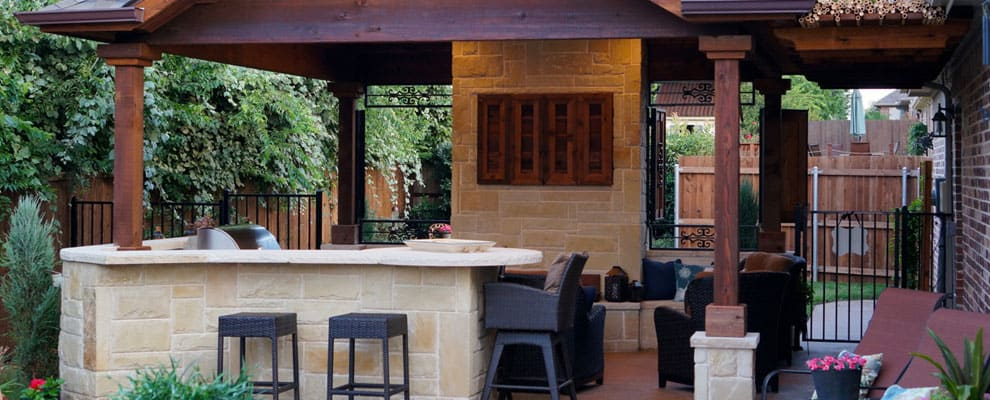 Backyard Living Frisco | Outdoor Kitchens McKinney & The ... on Platinum Outdoor Living id=34043