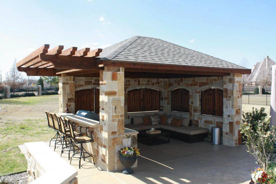 Backyard Living Frisco | Outdoor Kitchens McKinney & The ...