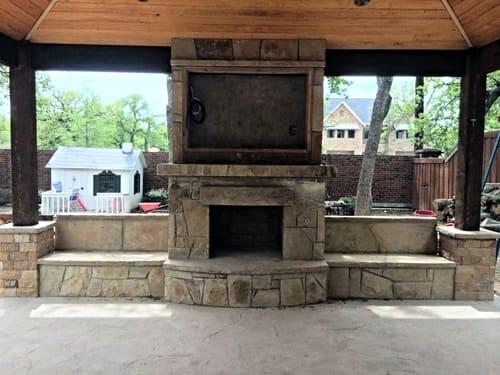 Outdoor Kitchen | Platinum Fence & Patio | Outdoor Living on Platinum Outdoor Living id=88219